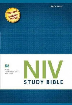 NIV Study Bible: New International Version (Hardcover)