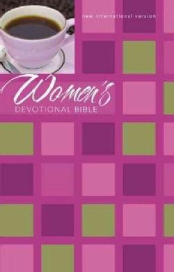 Women's Devotional Bible: New International Version (Hardcover)