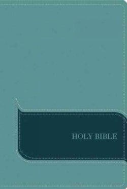 Holy Bible: Niv, Blue, Imitation Leather, Understand the Faith Study Bible: Grounding Your Beliefs in the Truth o... (Paperback)
