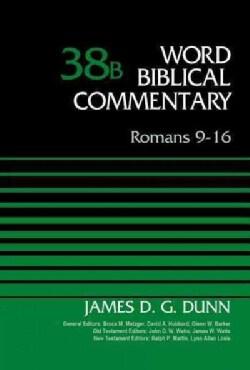Romans 9-16 (Hardcover)