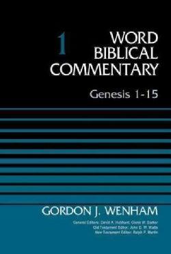 Genesis 1-15 (Hardcover)