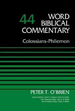 Colossians-Philemon (Hardcover)