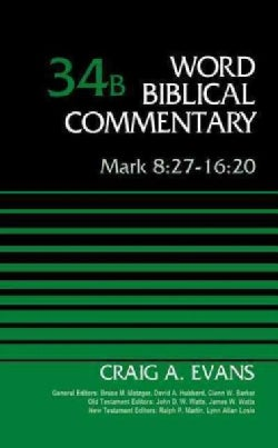 Mark 8:27-16:20 (Hardcover)