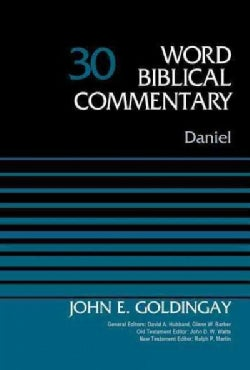 Word Biblical Commentary: Daniel (Hardcover)