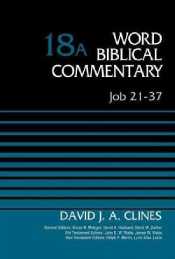 Job 21-37 (Hardcover)