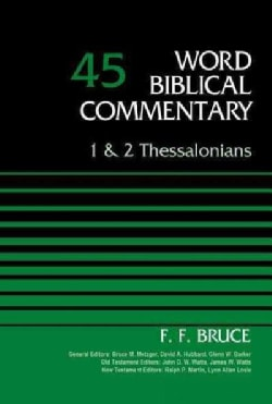 Word Biblical Commentary: 1 and 2 Thessalonians (Hardcover)