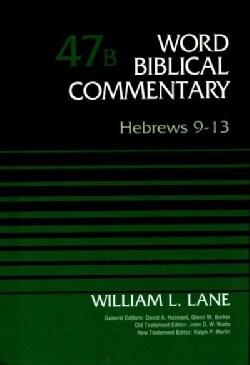 Hebrews 9-13 (Hardcover)