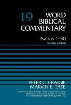 Word Biblical Commentary: Psalms 1-50 (Hardcover)