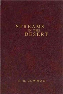 Streams in the Desert (Hardcover)