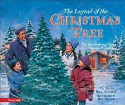 The Legend of the Christmas Tree (Hardcover)