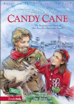 The Legend of the Candy Cane: The Inspirational Story of Our Favorite Christmas Candy (DVD video)