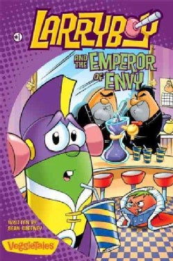 Larryboy and the Emperor of Envy (Paperback)