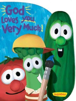 God Loves You Very Much (Board book)