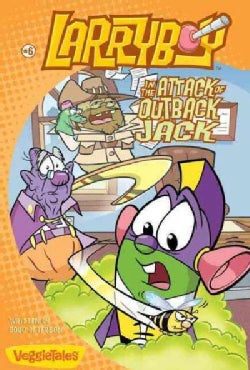 Larryboy in the Attack of Outback Jack (Paperback)