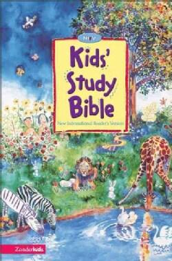 Kids Study Bible: New International Readers Version (Paperback)