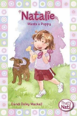 Natalie Wants a Puppy (Paperback)