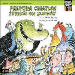 Preacher Creature Strikes on Sunday (Paperback)