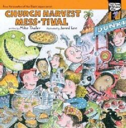 Church Harvest Mess-Tival (Paperback)