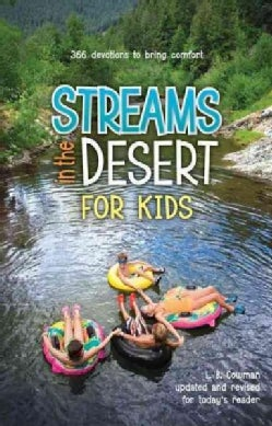 Streams in the Desert: 366 Daily Devotions for Children (Paperback)