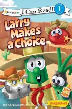 Larry Makes a Choice (Paperback)