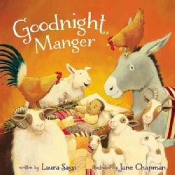 Goodnight, Manger (Board book)