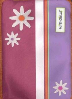 Faithgirlz Poly Canvas Pink Medium Book & Bible Cover (General merchandise)