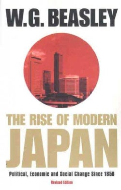 The Rise of Modern Japan (Paperback)
