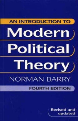An Introduction to Modern Political Theory (Paperback)