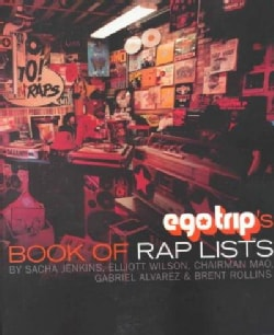Ego Trip's Book of Rap Lists (Paperback)