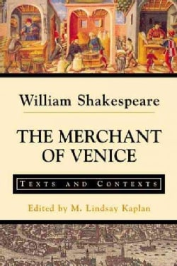 The Merchant of Venice: Texts and Contexts (Paperback)
