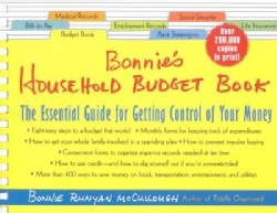 Bonnie's Household Budget Book: The Essential Guide for Getting Control of Your Money (Paperback)