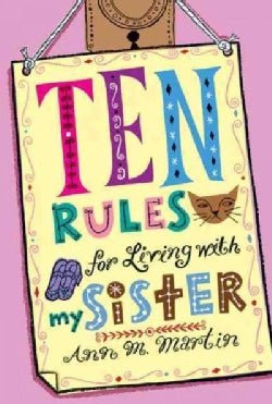 Ten Rules for Living With My Sister (Hardcover)