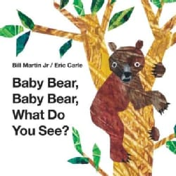 Baby Bear, Baby Bear, What Do You See? (Rag book)
