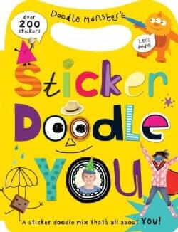 Sticker Doodle You (Paperback)