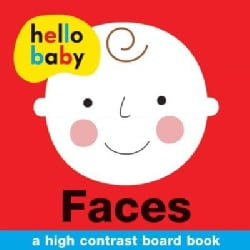 Faces (Board book)