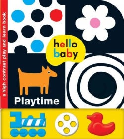 Playtime (Board book)