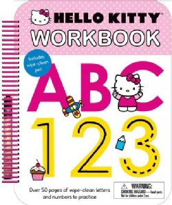 Hello Kitty ABC 123 (Paperback)