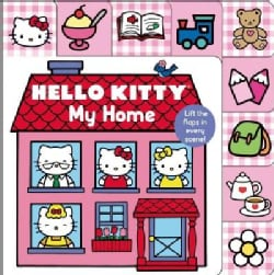 Hello Kitty: My House (Board book)