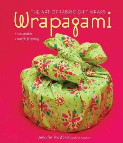 Wrapagami: The Art of Fabric Gift Wraps (Paperback)