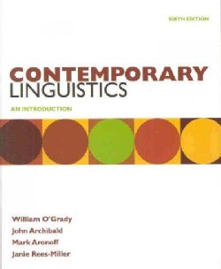 Contemporary Linguistics: An Introduction - Thumbnail 0