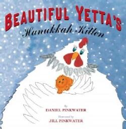 Beautiful Yetta's Hanukkah Kitten (Hardcover)