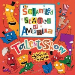 The Scrambled States of America Talent Show (Paperback)
