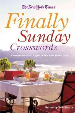 The New York Times Finally Sunday Crosswords (Paperback)