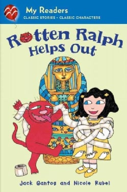 Rotten Ralph Helps Out (Hardcover)