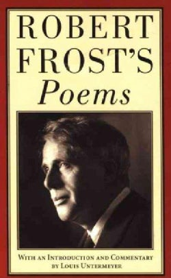 Robert Frost's Poems (Paperback)