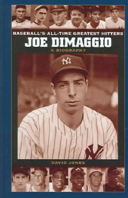 Joe Dimaggio: A Biography (Hardcover)