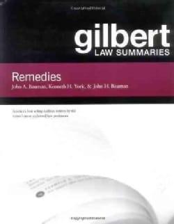 Gilbert Law Summaries: Remedies (Paperback)