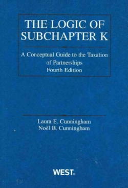 The Logic of Subchapter K (Paperback)