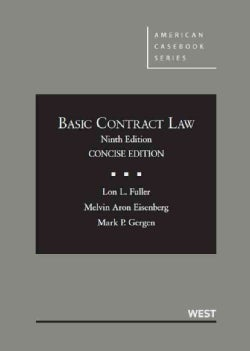 Basic Contract Law (Hardcover)
