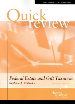 Federal Estate and Gift Taxation (Paperback)